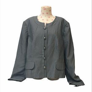 NWT Isabella Suit Jacket Size 18 Women's